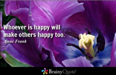 Anne Frank brainy quote