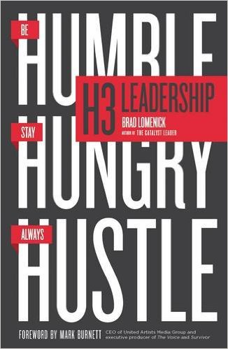 Humble Hungry Hustle book